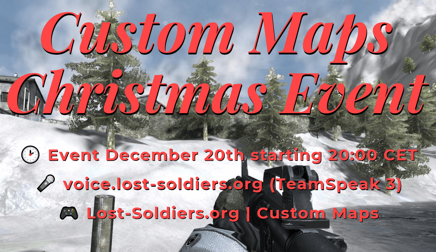 https://lost-soldiers.org/images/news-pics/Custom-Maps-Christmas-Event-2020-min.png